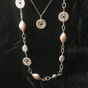 Marine Necklace Set by Premier Designs